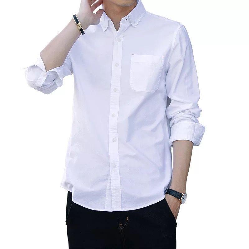定制衬衫的四种领型介绍