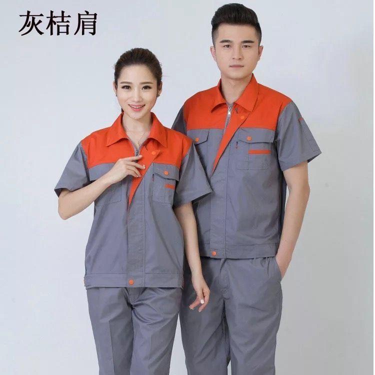 你知道建筑工人东莞工作服应该如何选择吗