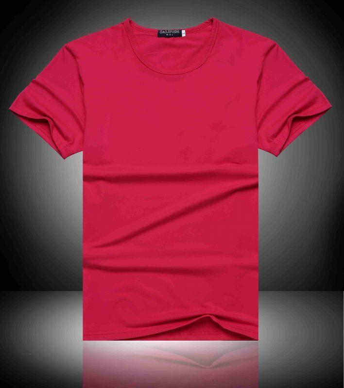 订做t恤衫选择颜色很重要