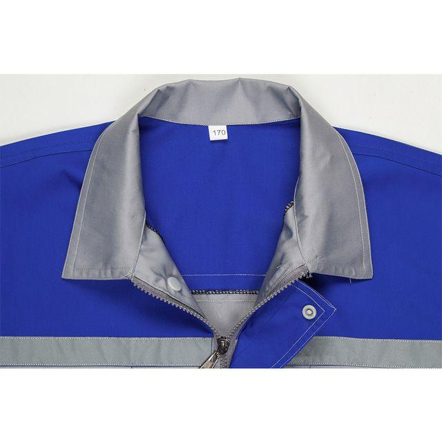 劳保服套装 短袖工程服 广告装潢汽修保养 东莞工作服