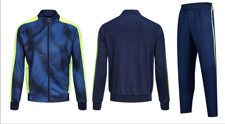 休闲户外运动速干跑步健身训练长袖运动套装GA-G026A-G027A