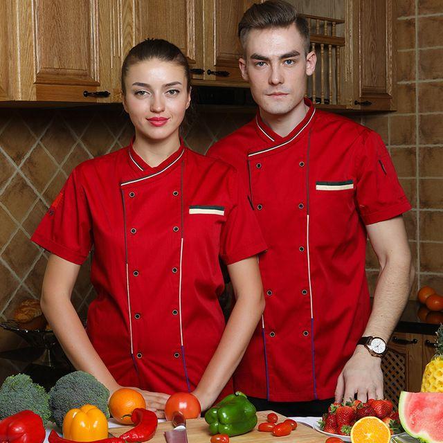 餐厅服务员工作服的种类以及定制的注意事项