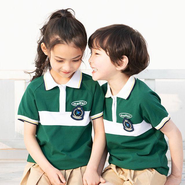 定制班服和校服有什么不同?为什么要定制班服?